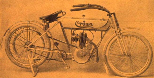 1910 CROWN