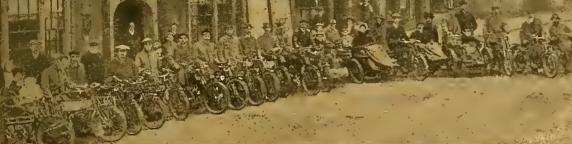 1910 DONCASTER MCC