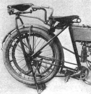 1910 DUCK TANDEM KIT