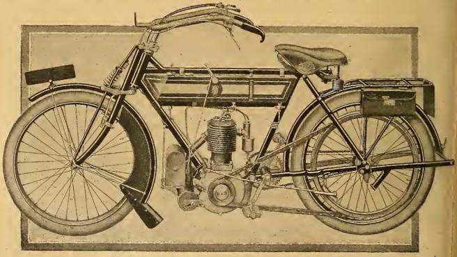 1910 FIRST BSA