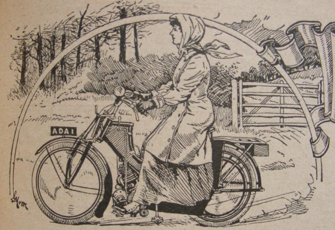 1910 LADYRIDER A:W