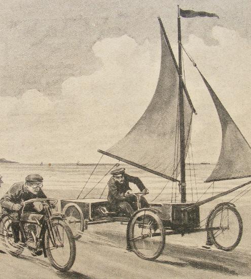 1910 LANDYACHTRACE A:W