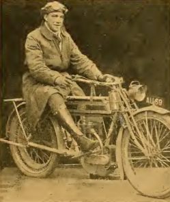 1910 LON-ED GEORGE BROUGH