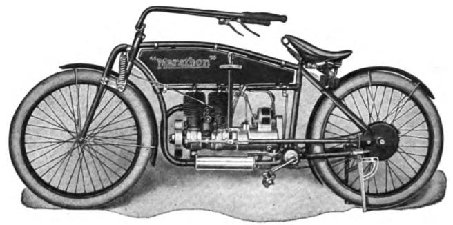 1910 MARATHON