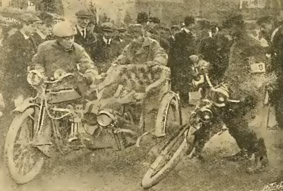 1910 MCCWINTER BELL