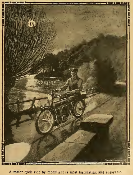 1910 MOONLIT RIDE A:W