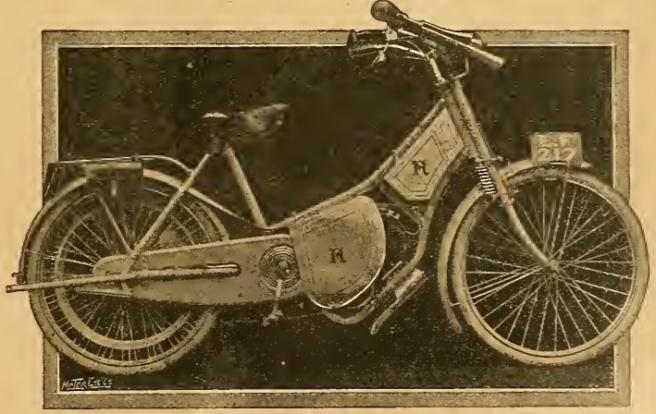 1910 MOTO-REVE LADIES