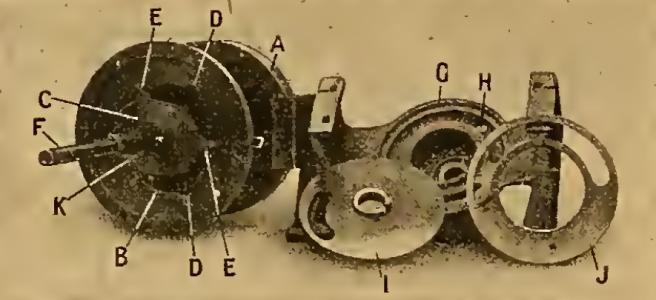 1910 ROTARY ENGINE