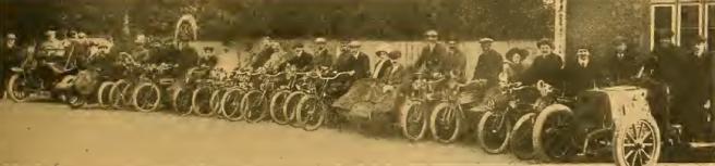 1910 SOUTHAMPTON CLUBMEET