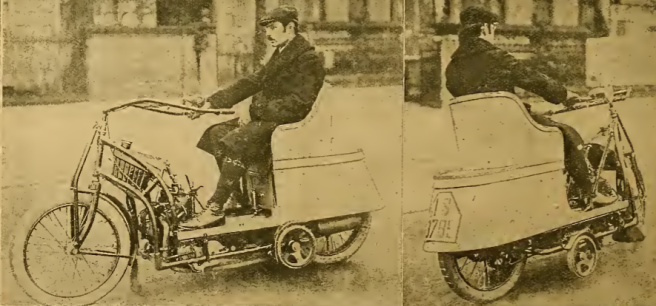 1910 STABILISERS