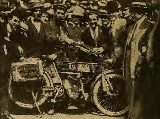 1910 STREIFF NEW YORK