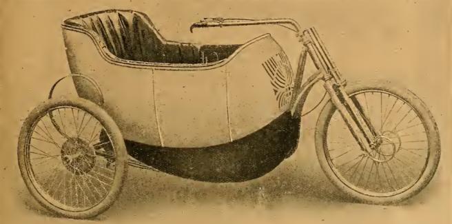 1910 WALL TRIKE