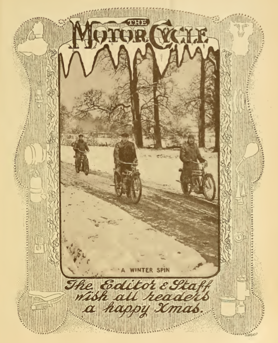 1910 XMAS GREETINGS
