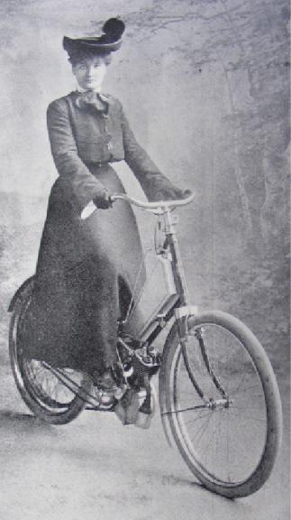 1903 LADIES HULBERT
