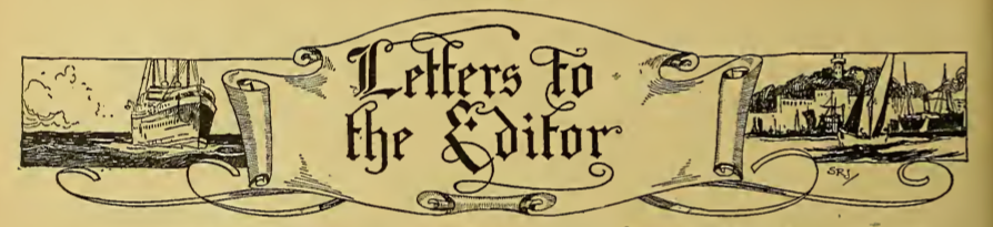 1903 LETTERS AW2