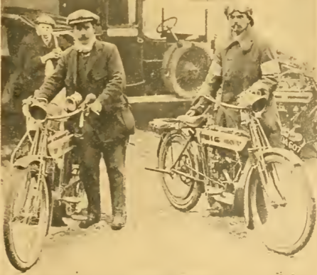 1911 AJS BROTHERS