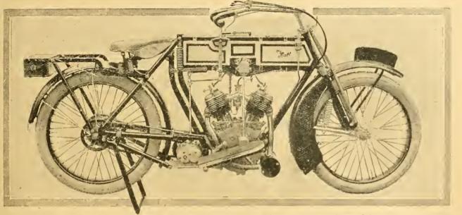 1911 BAT TWIN
