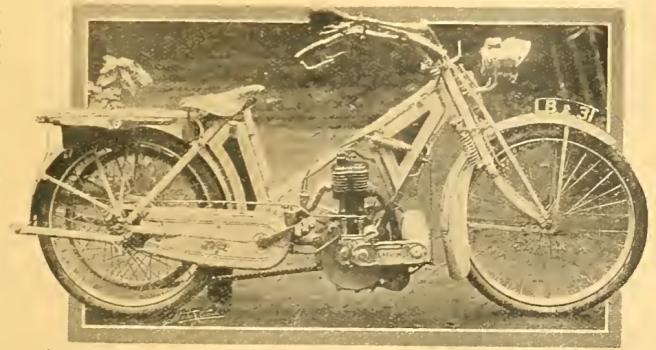 1911 BEREND BROUGH