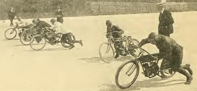 1911 BMRC JNR START