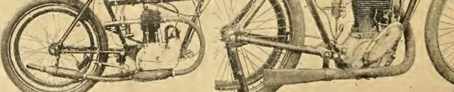 1911 BROOKLANDS SILENCERS