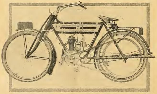 1911 CALCOTT