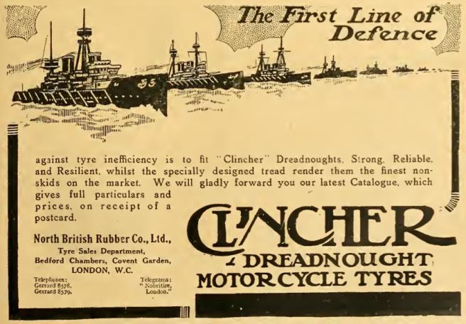 1911 CLINCHER AD