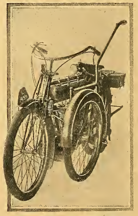 1911 FOLDING SIDECAR