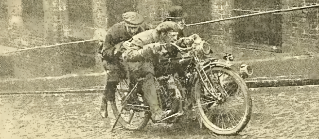 1911 FRASETTICLIMB