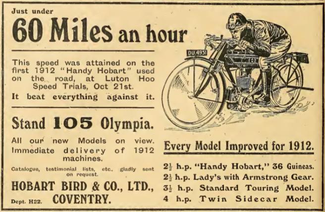 1911 HOBART AD
