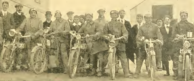 1911 JARROTT CUP LANDSEND