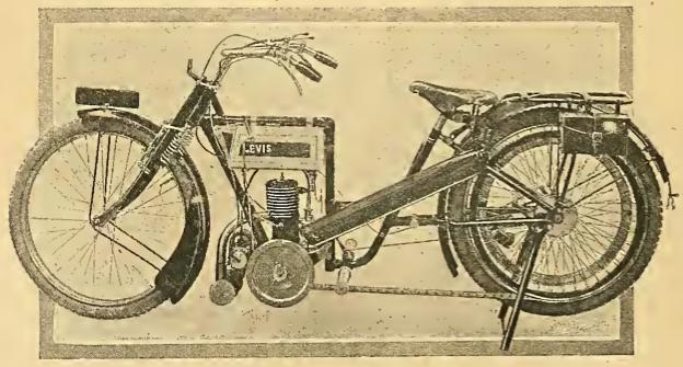 1911 LEVIS LADYBIKE