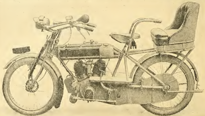 1911 LUXURY MATCHLESS
