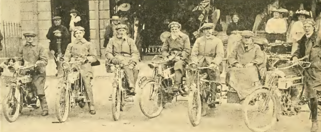 1911 MC TEAM TRIAL DERBY