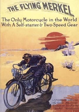1911 MERKEL AD