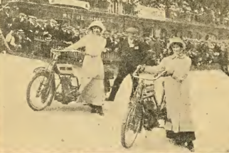 1911 MRS:MISS BAXTER
