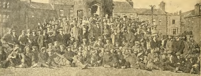 1911 NORTHERN LEAGUE MEETING