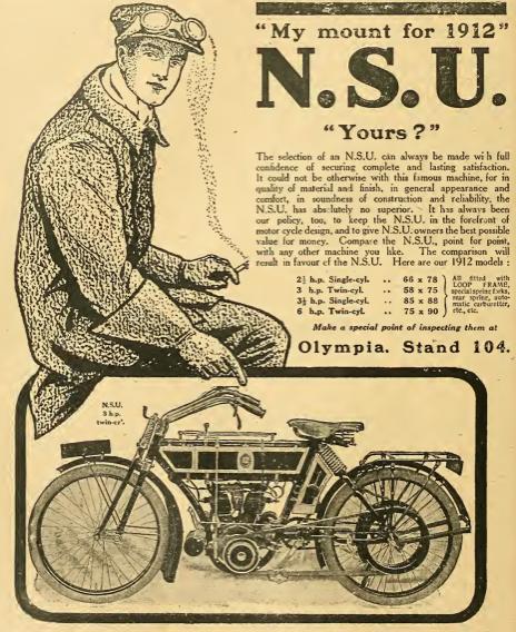1911 NSU AD