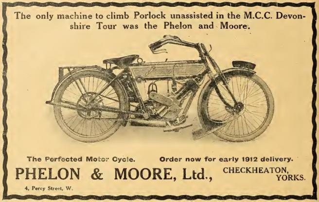 1911 P&M AD