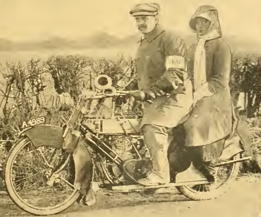 1911 P&M PILLION