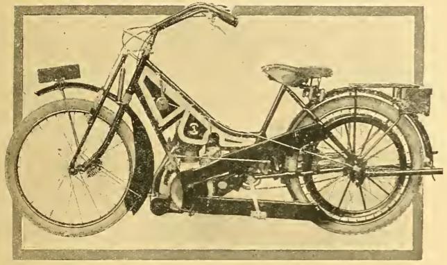 1911 PREMIER LADYBIKE