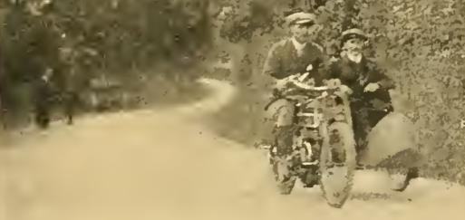 1911 SINGERCOMBO