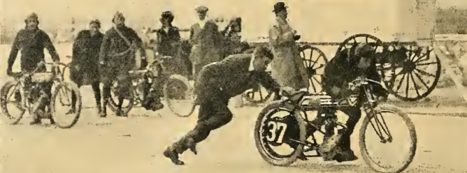 1911 SPENCER RUDGE RECORD