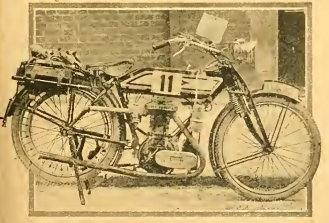 1911 TT ARIEL