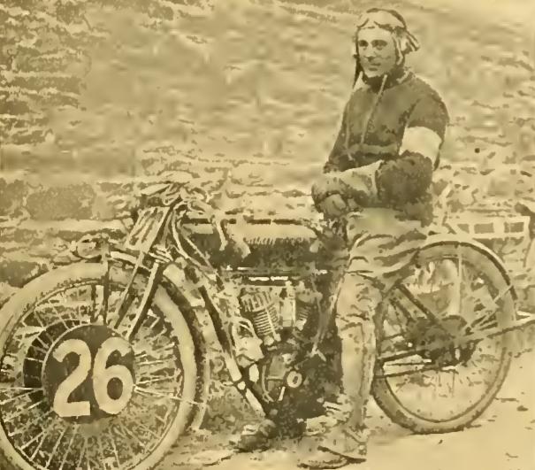 1911 TT GODFREY