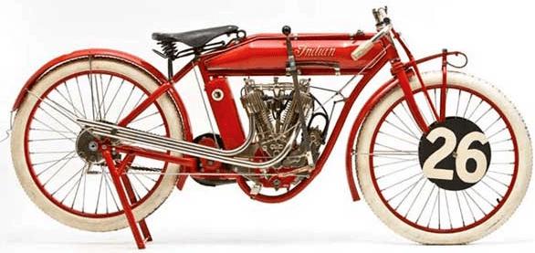 1911 TT INDIAN