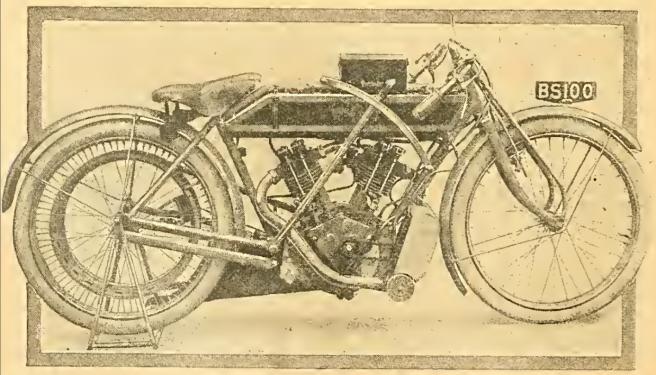 1911 TT MATCHLESS