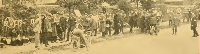 1911 TT RAMSEYDEPOT