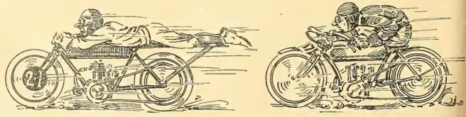 1911 TT RIDING POSITION A:W