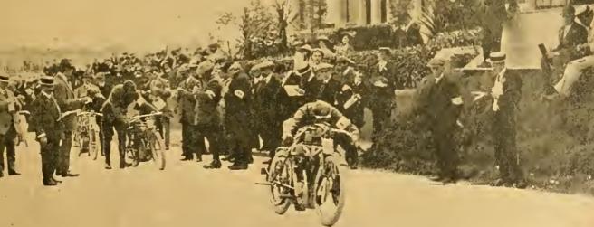 1911 TT START