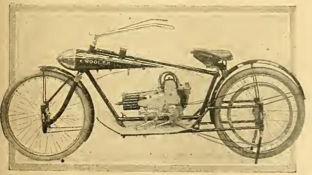 1911 WOOLER